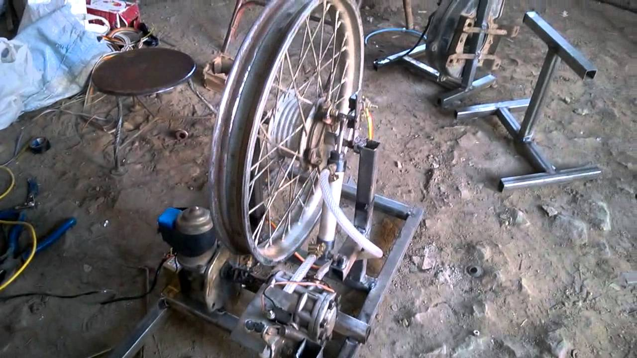 electro hydraulic braking system mechanical engineering project