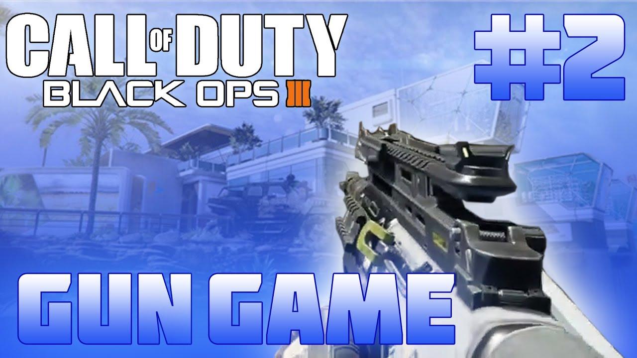 Call Of Duty Black Ops 3 Gun Game 2 Gameplay Youtube