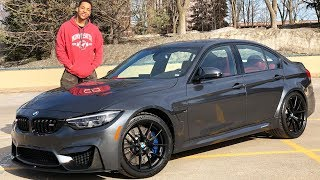 THE BRAND NEW 2019 BMW M3 REVIEW! WORTH $94,000?! LET'S SEE..