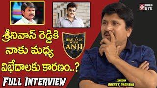 Real Talk With Anji | Rocket Raghava | #2 | Third Eye