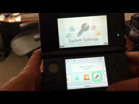 Nintendo 3DS Software Update
