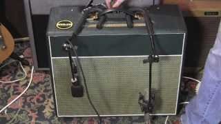 Mojotone Blues Jr Conversion 2x10 combo cabinet - Turn your Blues Junior into a 210!