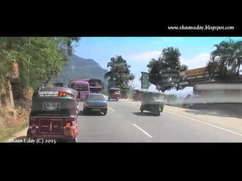 SRI LANKA #23 | Kandy (1/4) | Colombo to Kandy Road Trip