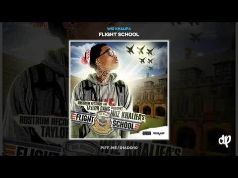 Wiz Khalifa -  Name On A Cloud (Flight School) [DatPiff Classic]