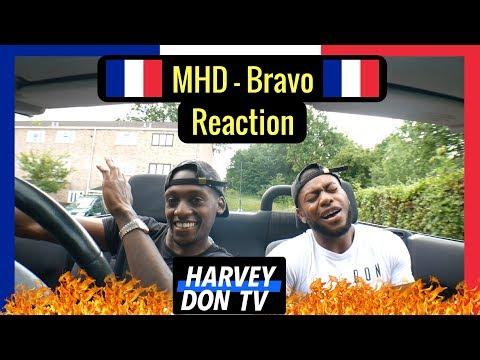 MHD - Bravo (Reaction)