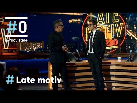 Late Motiv: especial sin red  0
