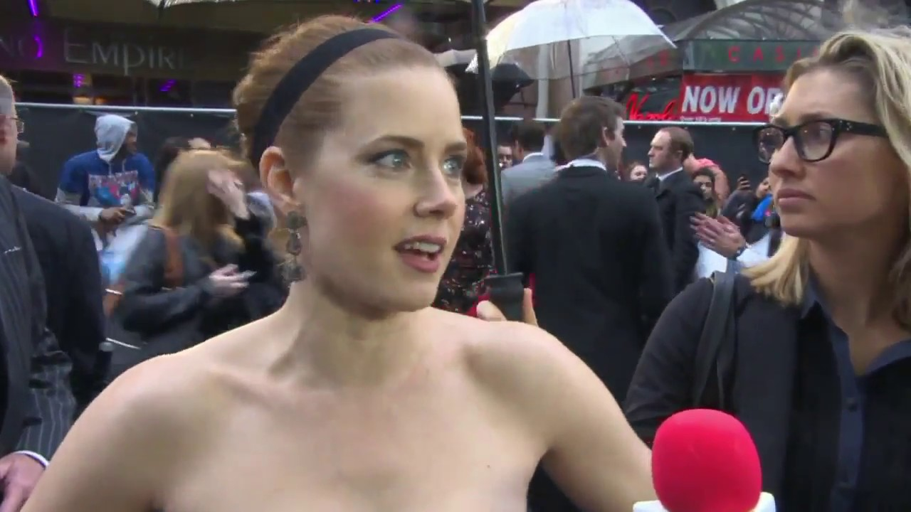 through Amy adams see