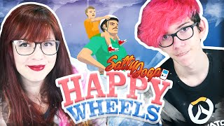 mais happy wheels   satty joga feat chocotroni