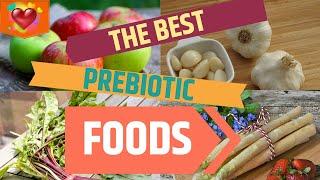 Лучшие пребиотические продукты