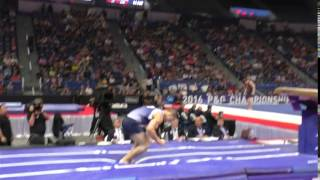 Jake Dalton - Vault - 2016 P&G Championships - Sr. Men Day 2