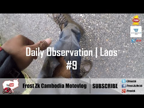 My Near DEATH Experience In Laos