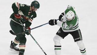 NHL Highlights | Stars vs Wild - Jan. 18, 2020
