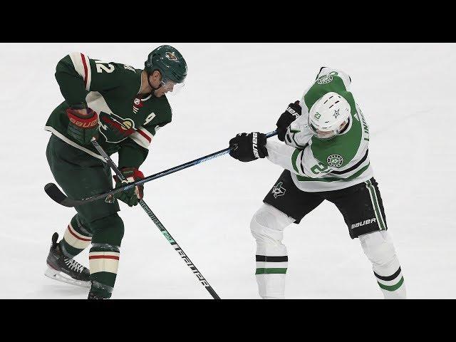 NHL Highlights | Stars vs Wild - Jan. 18, 2020