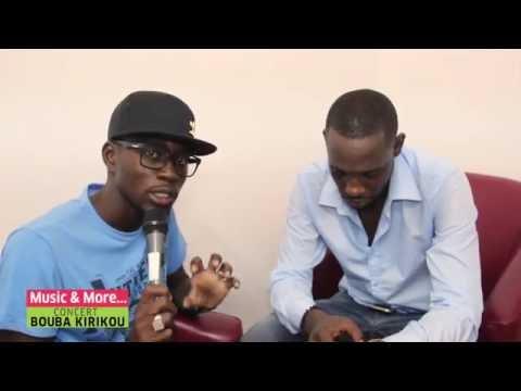 Music & More : Concert de Bouba Kirikou