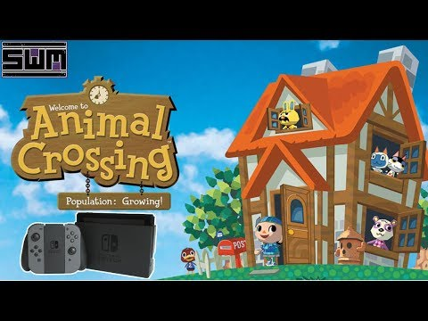 News Wave Extra! - An Animal Crossing Trademark From Nintendo Has Fans Hopeful For A New Game