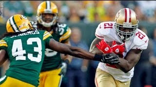 49ers vs Packers, 30-22 Win at Lambeau Field