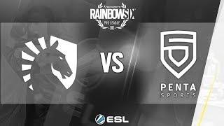 Rainbow Six Pro League - Atlantic City Finals - Team Liquid vs. PENTA Sports - Grand Final