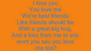 I Love You- Barney