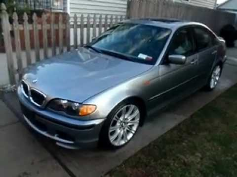 2003 Bmw 330i Zhp Performance Package 6 Speed Manual Youtube