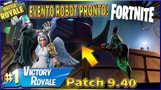 PATCH 9.40 - NEW SHOTGUN AND NEW FOR FINAL EVENT! - Fortnite ITA LIVE