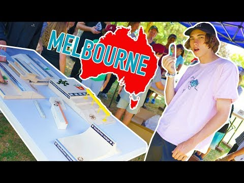 LARGEST FINGERBOARD EVENT IN AUSTRALIA