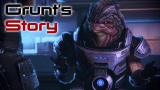 Grunt and C-Sec (Mass Effect 3 Citadel DLC)