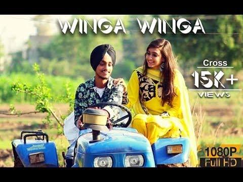 Winga Winga | Ramandeep Singh | Official Video | Latest Punjabi Songs 2017