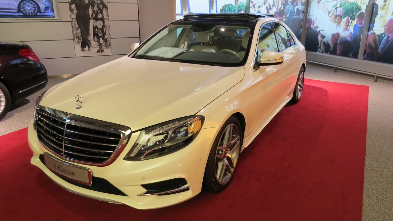 2015 mercedes benz s 350 amg sport package youtube for Mercedes benz s 350