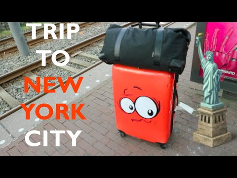 NEW YORK CITY HERE I COME - JORDY BAAN
