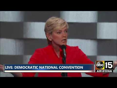 FULL: WOW! Jennifer Granholm - Democratic National Convention