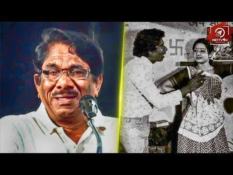 Sridevi Fulfilled My Dream; I Can't Digest Sridevi's Sudden Demise – Bharathiraja| RIP Sridevi