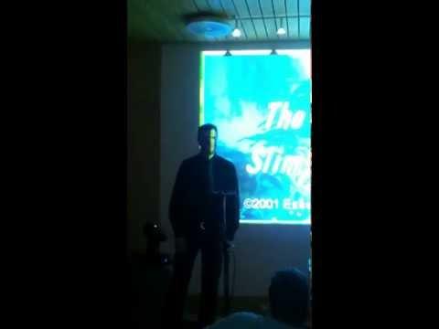 The real slim shady karaoke awesome