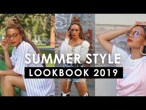 My Summer Style LOOKBOOK 2019
