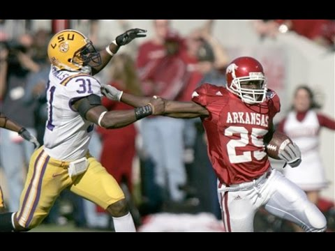 Felix Jones vs. LSU 2006