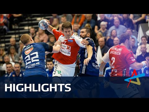 Highlights | Aalborg Handbold Vs Mol-pick Szeged | Velux Ehf Champions League 2019/20