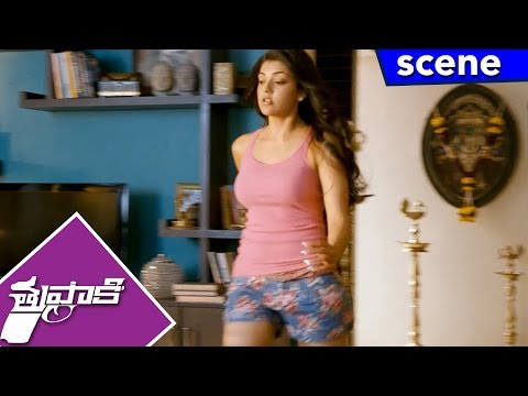 Vijay Rejects Kajal In Their First Look - Funny Intro - Latest Telugu Movie Scenes