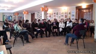 Психологические тренинги. Видеообзор 3-дневного тренинга(, 2013-10-30T05:35:46.000Z)