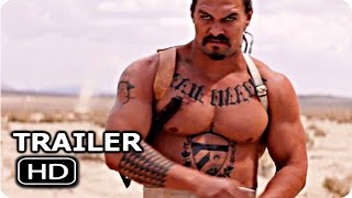 THE BAD BATCH Trailer # 2 (2017) Jason Momoa, Keanu Reeves T...