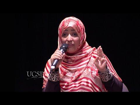An Evening with Nobel Peace Prize Laureate Tawakkol Karman