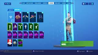 Texxy12's live fortnite account giveaway and more