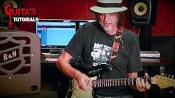 Tolo Marton on Guitar Tutorials - Time Is Tight (Booker T & The MG's)