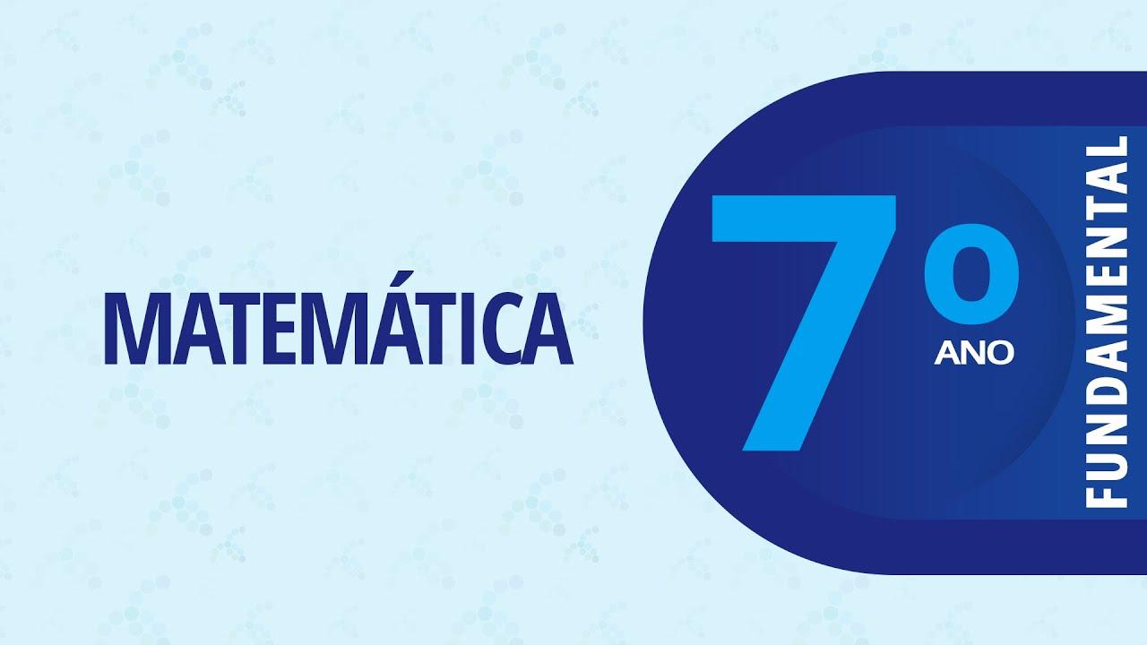 10/08 - 7º ano EF - Matemática - Operações com racionais: IV