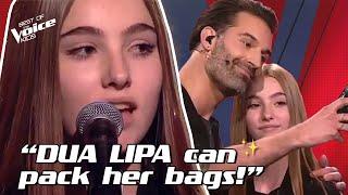 Jade sings 'Homesick' by Dua Lipa | The Voice Stage #29