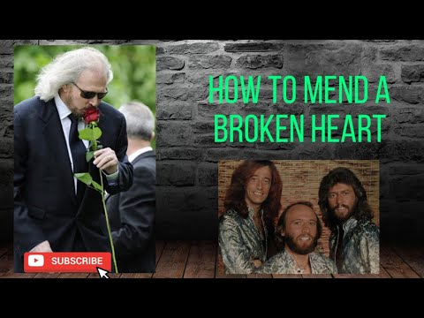 how  can  you mend a broken heart -  barry  gibb / live  performance at glastonbury 2017