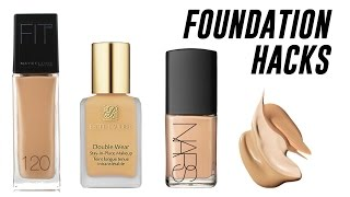 Foundation Hacks | Tina Yong