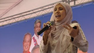 Nurul Izzah: Smile for Isa, but vote for Anwar