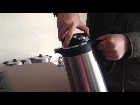 JSBO best thermal vacuum carafe coffee pot