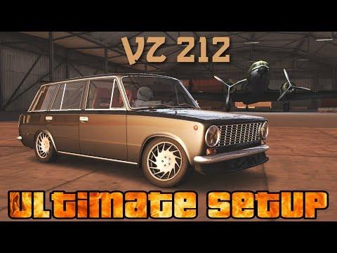 VZ 212 Ultimate Setup + Test Drive! (VAZ 2102) | CarX Drift Racing 1.16.0 UPDATE!