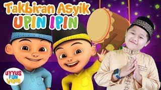 Gema Takbir Upin Ipin & Uyyus Hari Raya Idul Fitri 2019M/1440H