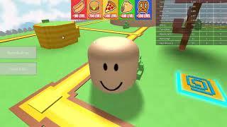 Roblox-My head grew-Big Head Simulator